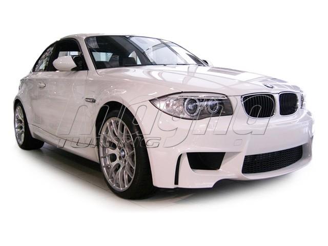 BMW E87 / E81 / E88 / E82 M1-Style Frontstossstange