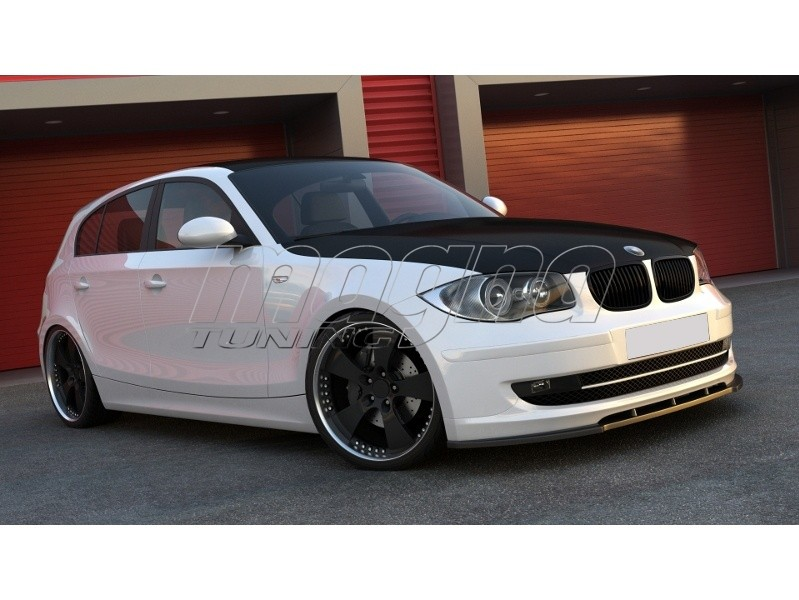 BMW E87 / E81 Facelift MX Frontansatz