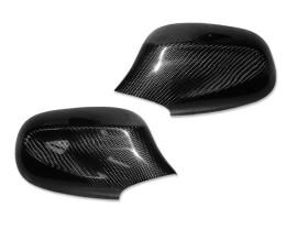 BMW E87 Facelift Exclusive Carbon Spiegel Abdeckungen