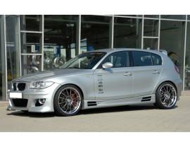 BMW E87 Razor Seitenschwellern