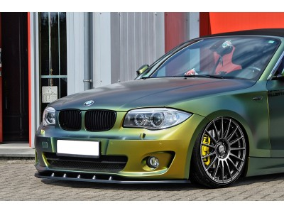 BMW E88 / E82 Ivy Front Bumper Extension