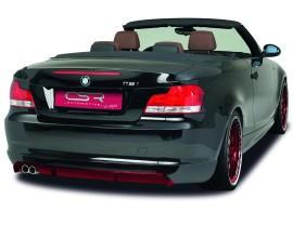 BMW E88 / E82 NewLine Heckansatz