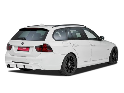 BMW E90 / E91 Crono Rear Bumper Extension