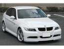 BMW E90 / E91 Extensie Bara Fata Sonic