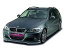 BMW E90 / E91 Facelift Extensie Bara Fata SFX