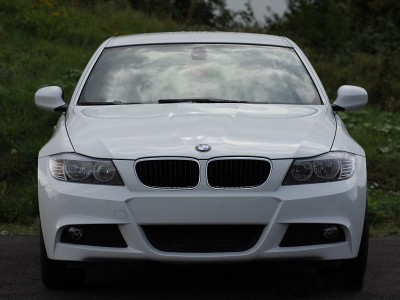 BMW E90 / E91 Facelift M-Sport Frontstossstange