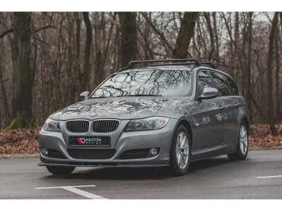 BMW E90 / E91 Facelift M-Style Front Bumper Extension