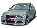 BMW E90 / E91 Facelift M-Tech Front Bumper Extension