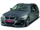BMW E90 / E91 Facelift NewLine Front Bumper Extension