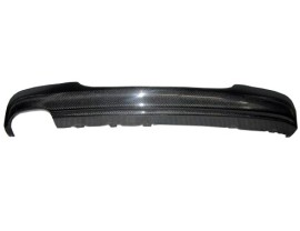 BMW E90 / E91 Facelift Razor Carbon Fiber Rear Bumper Extension