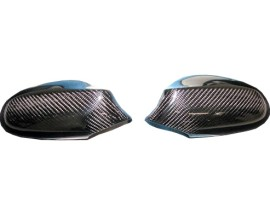 BMW E90 / E91 Facelift S2 Carbon Fiber Mirror Covers