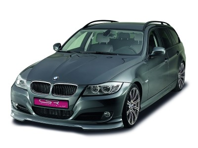BMW E90 / E91 Facelift SFX Front Bumper Extension
