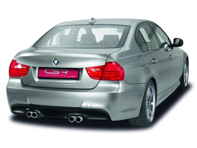 BMW E90 / E91 M-Tech Rear Bumper Extension