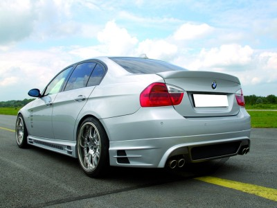 BMW E90 / E91 Recto Rear Bumper Extension