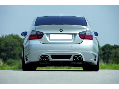 BMW E90 / E91 Recto-X Rear Bumper Extension