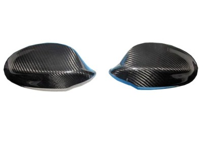 BMW E90 / E91 Sono Carbon Fiber Mirror Covers