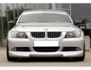 BMW E90 / E91 Vortex Front Bumper Extension