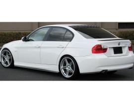 BMW E90 Boost Rear Bumper Extensions