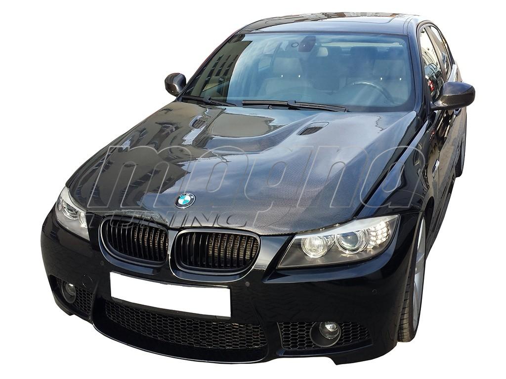 bmw e90 e91 facelift m3 line front bumper. Black Bedroom Furniture Sets. Home Design Ideas