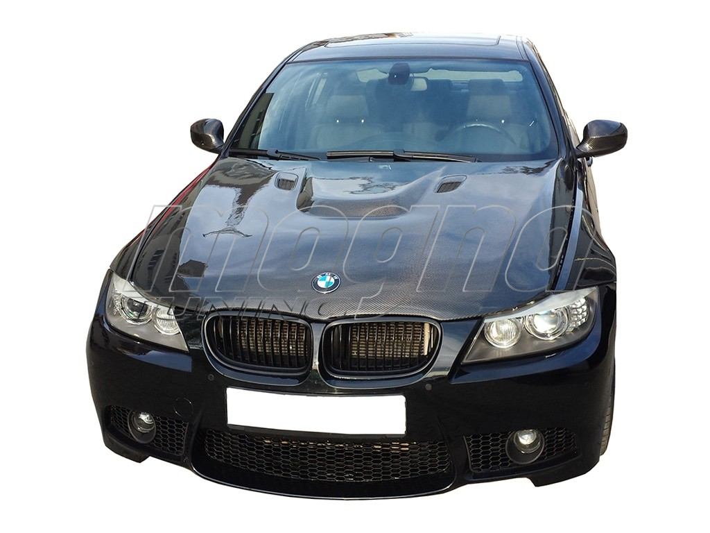 bmw e90 e91 facelift m3 line frontstossstange. Black Bedroom Furniture Sets. Home Design Ideas