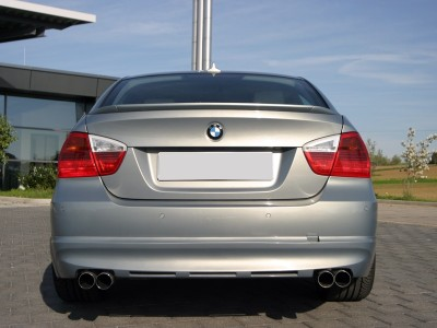 BMW E90 Enos Rear Bumper Extension