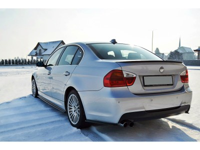 BMW E90 Extensii Bara Spate Meteor