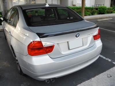BMW E90 MX Heckflugel