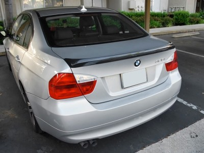 BMW E90 MX Rear Wing