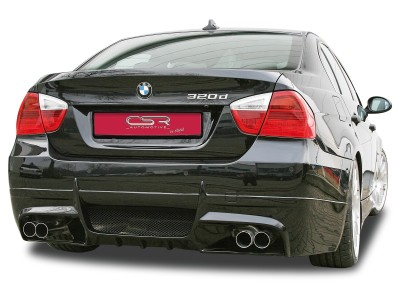 BMW E90 SX Rear Bumper Extension