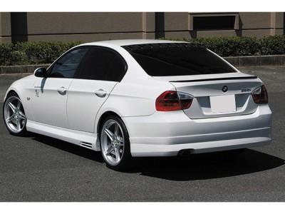 BMW E90 Sonic Heckansatz