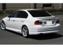 BMW E90 Sonic Rear Bumper Extension