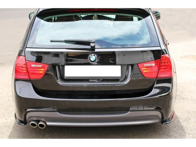 BMW E91 Facelift Matrix Rear Bumper Extensions