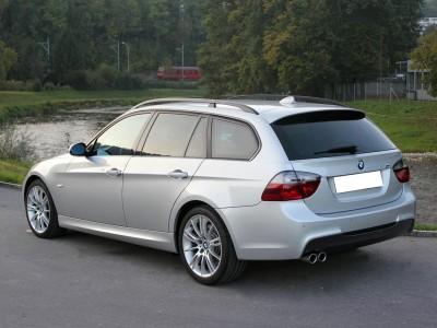 BMW E91 M-Sport Rear Bumper