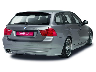 BMW E91 SFX Rear Bumper Extension