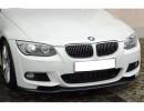 BMW E92 / E93 Facelift Extensie Bara Fata RX Fibra De Carbon