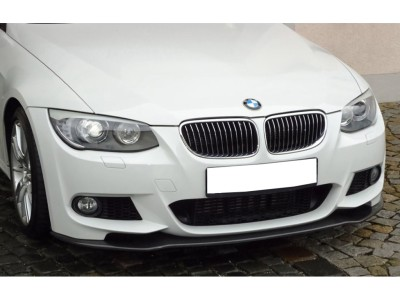 BMW E92 / E93 Facelift RX2 Carbon Fiber Front Bumper Extension