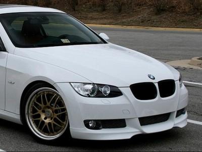 BMW E92 / E93 M-Style Front Bumper Extension