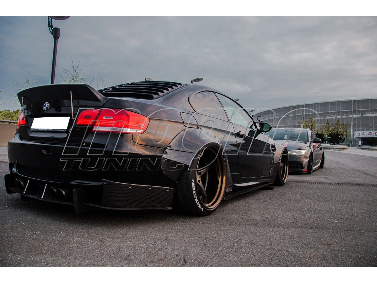 bmw e92 e93 m3 monster wide body kit. Black Bedroom Furniture Sets. Home Design Ideas