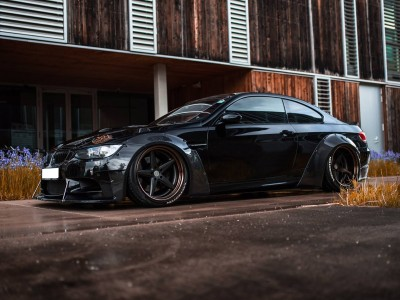 BMW E92 / E93 M3 Monster Wide Body Kit