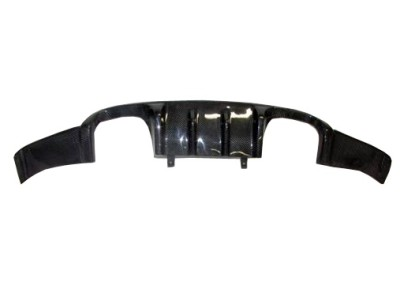 BMW E92 / E93 M3 Sonic Carbon Fiber Rear Bumper Extension