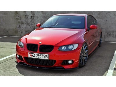 BMW E92 / E93 Matrix Front Bumper Extension