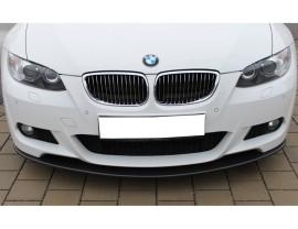 BMW E92 / E93 RX Carbon Fiber Front Bumper Extension