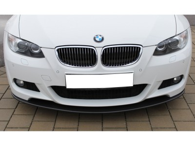 BMW E92 / E93 RX Carbon Fiber Front Bumper Extension
