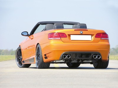 BMW E92 / E93 Recto Rear Bumper Extension