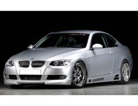 BMW E92 / E93 Redo Front Bumper Extension