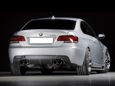 BMW E92 / E93 Vortex Rear Bumper Extension