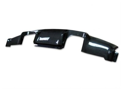 BMW E92 M3 Exclusive Carbon Fiber Rear Bumper Extension