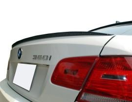 BMW E92 M3-Style Carbon Fiber Rear Wing