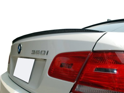 BMW E92 M3-Style Carbon Fiber Rear Wing