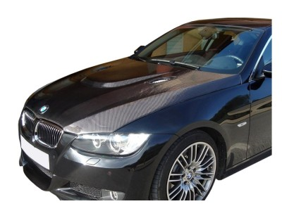 BMW E92 M3-Type Carbon Fiber Hood